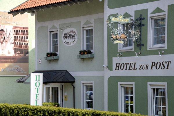 Das Grune Bio-Hotel zur Post - фото 22
