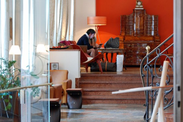 Hotel & Villa Auersperg - фото 16