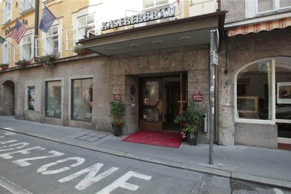 Altstadthotel Kasererbrau - фото 20