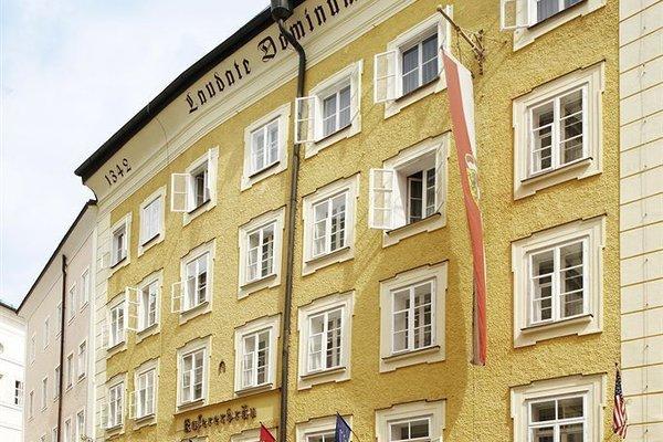 Altstadthotel Kasererbrau - фото 23