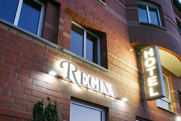 Гостиница «Regina», Кельн