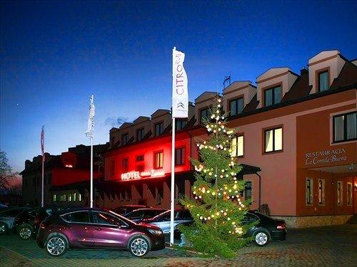 Hotel Zawiercie - фото 21