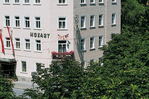 Hotel Mozart - фото 22