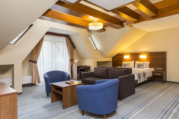 Hotel Willa Pod Skocznia - фото 17