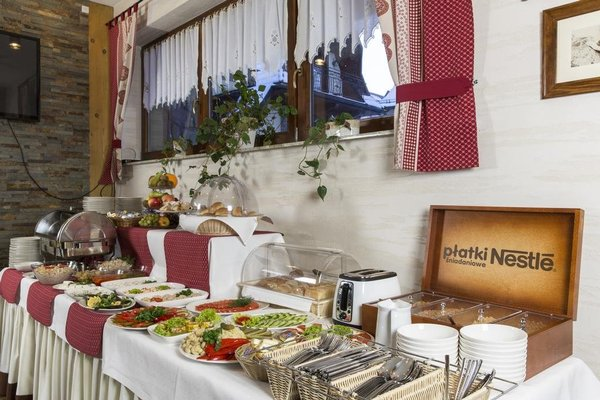 Hotel Willa Pod Skocznia - фото 15