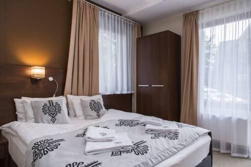 Hotel Willa Pod Skocznia - фото 2