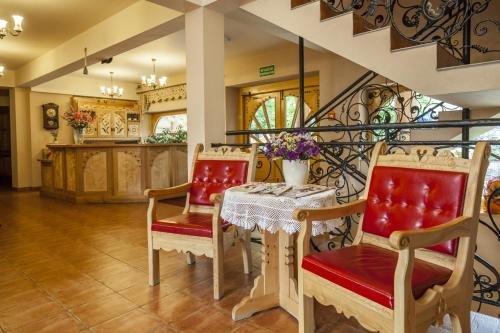 Pensjonat i Restauracja Zakopianski Dwor - фото 12