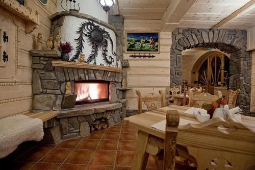 Pensjonat i Restauracja Zakopianski Dwor - фото 6