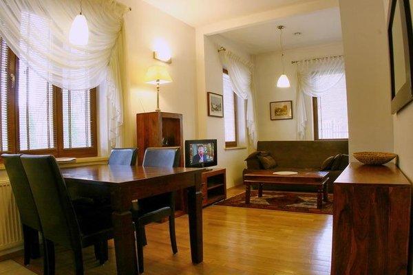 Apartament Sezamowy i Bursztynowy Willa Radowid - фото 1