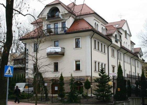 Apartament Sezamowy i Bursztynowy Willa Radowid - фото 3