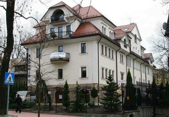 Apartament Sezamowy i Bursztynowy Willa Radowid - фото 4