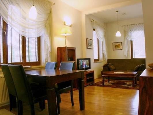 Apartament Sezamowy i Bursztynowy Willa Radowid - фото 6