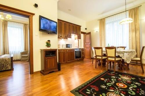Apartament Sezamowy i Bursztynowy Willa Radowid - фото 8