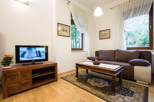 Apartament Sezamowy i Bursztynowy Willa Radowid - фото 9