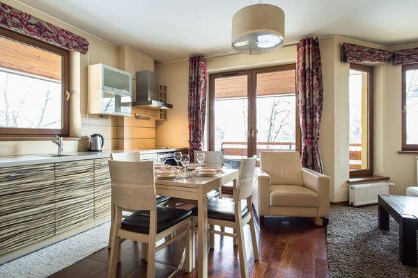 Apartamenty Kaszelewski Centrum z Kominkami - фото 15