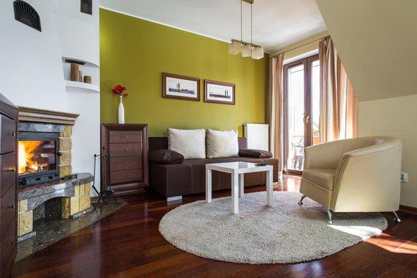 Apartamenty Kaszelewski Centrum z Kominkami - фото 5