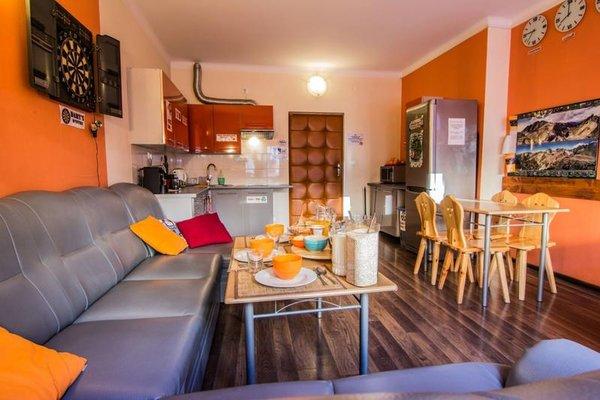 Top Hostel Pokoje Goscinne - фото 11