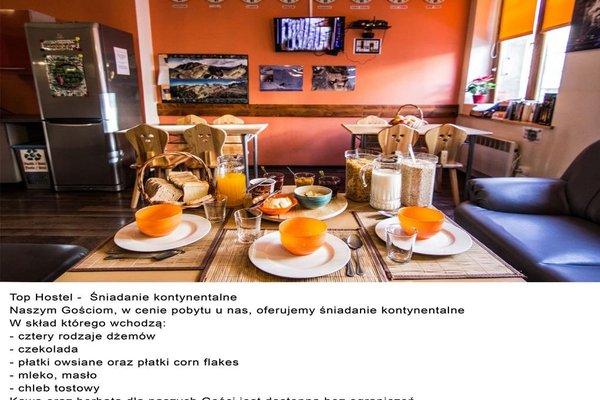 Top Hostel Pokoje Goscinne - фото 13