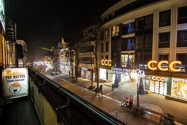Top Hostel Pokoje Goscinne - фото 14