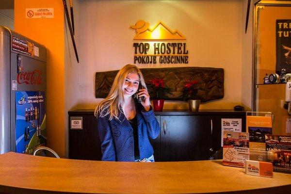 Top Hostel Pokoje Goscinne - фото 16