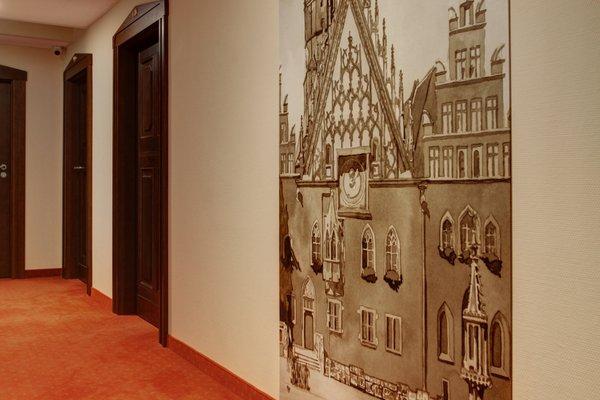 Hotel Piast Wroclaw Centrum - фото 14