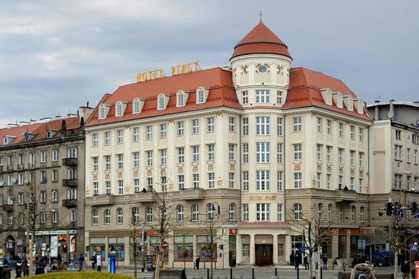 Hotel Piast Wroclaw Centrum - фото 22
