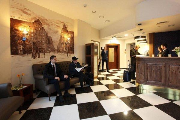 Hotel Piast Wroclaw Centrum - фото 8