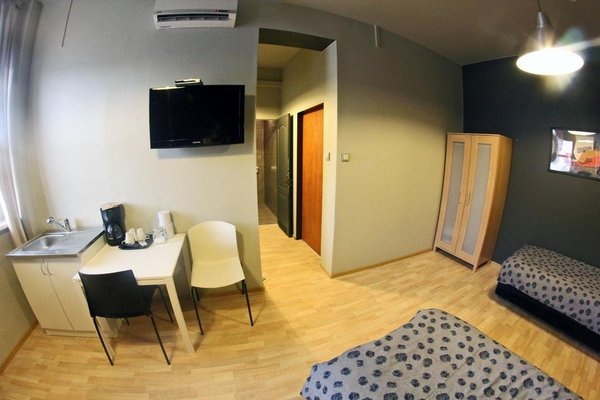 Corner Hostel - фото 9