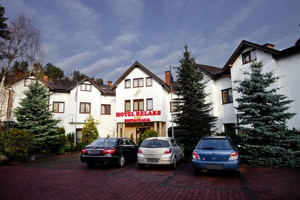 Hotel Relaks - фото 21