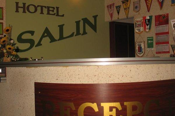 Hotel Salin - фото 13