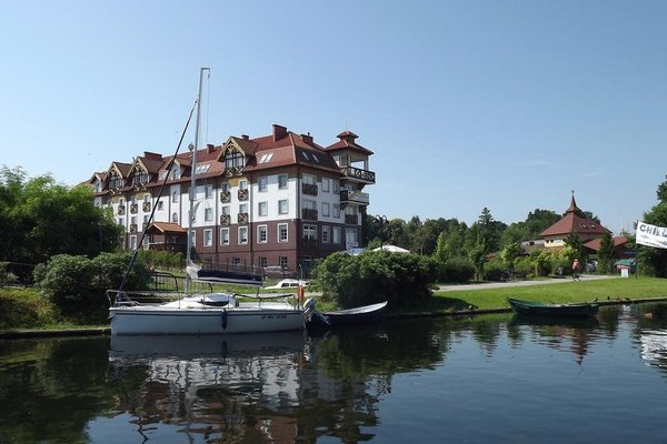 Apartamenty Zeglarskie Vegoria - фото 19