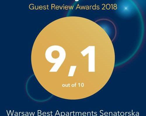 Warsaw Best Apartments Senatorska - фото 16