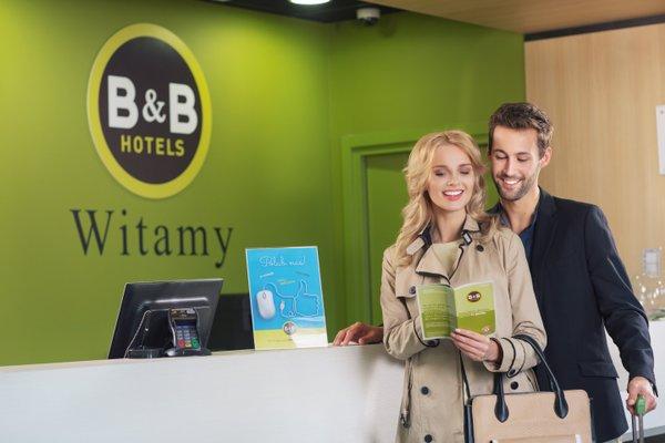 B&B Hotel Warszawa-Okecie - фото 13