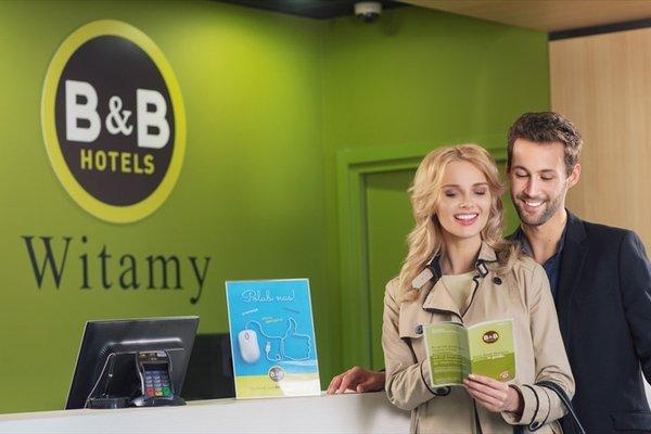 B&B Hotel Warszawa-Okecie - фото 14