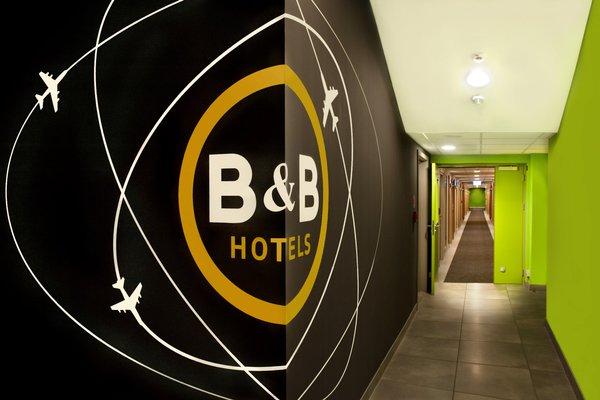 B&B Hotel Warszawa-Okecie - фото 20