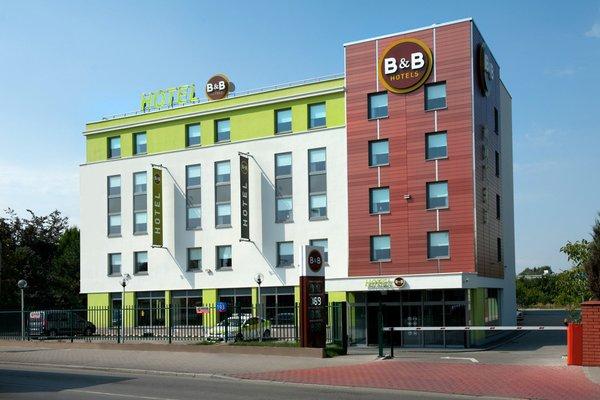 B&B Hotel Warszawa-Okecie - фото 22