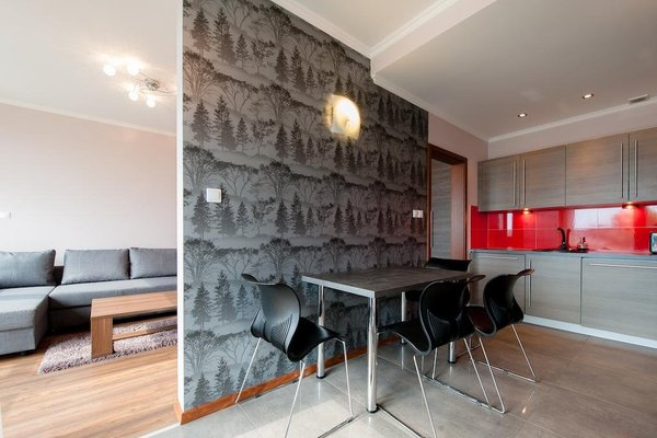 Exclusive Apartments - Wola Residence - фото 16