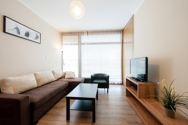 Exclusive Apartments - Wola Residence - фото 4