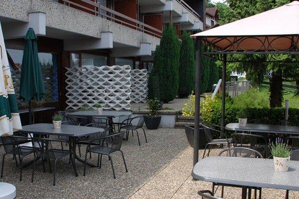 Hotel-Restaurant Sonne - фото 16