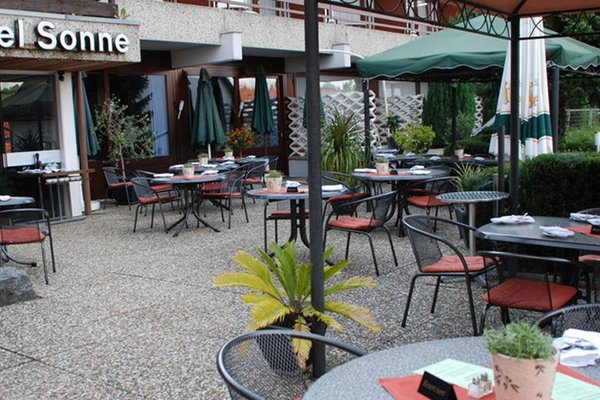 Hotel-Restaurant Sonne - фото 17