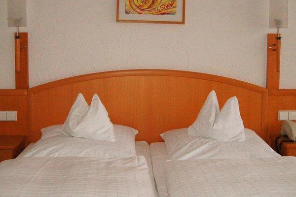 Hotel-Restaurant Sonne - фото 2
