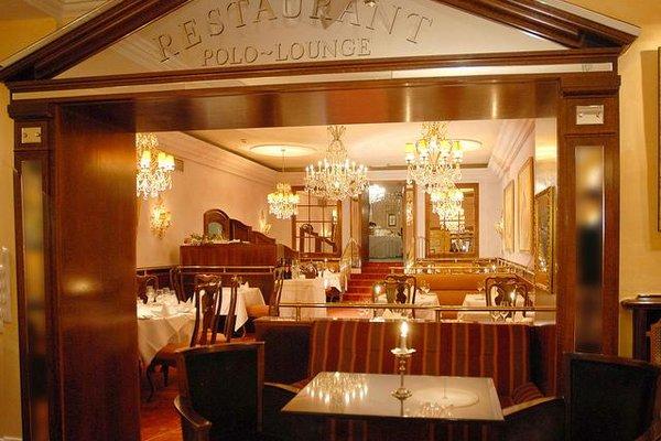 Hotel Bristol Salzburg - фото 16