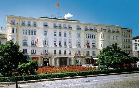 Hotel Bristol Salzburg - фото 22