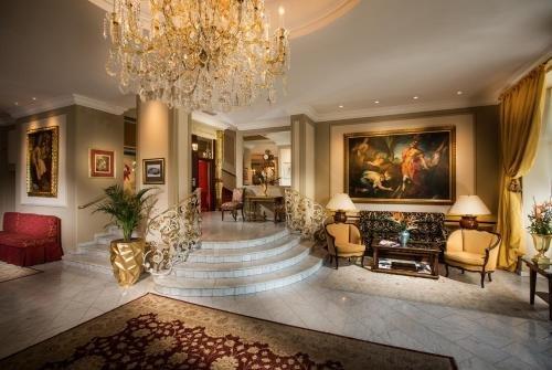 Hotel Bristol Salzburg - фото 7