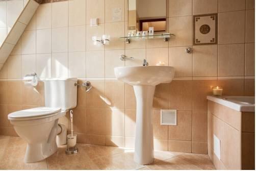 Hotel Przy Oslej Bramie - Zamek Ksiaz - фото 10
