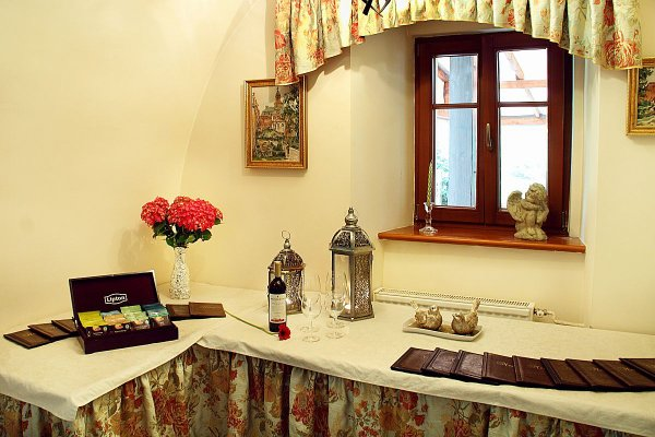 Hotel Przy Oslej Bramie - Zamek Ksiaz - фото 15
