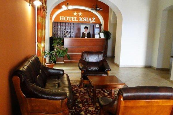 Hotel Przy Oslej Bramie - Zamek Ksiaz - фото 16