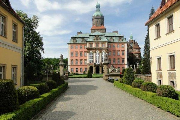 Hotel Przy Oslej Bramie - Zamek Ksiaz - фото 21