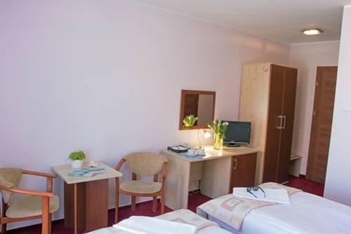 Hotel Aleksander - фото 12