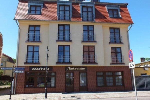 Hotel Aleksander - фото 19